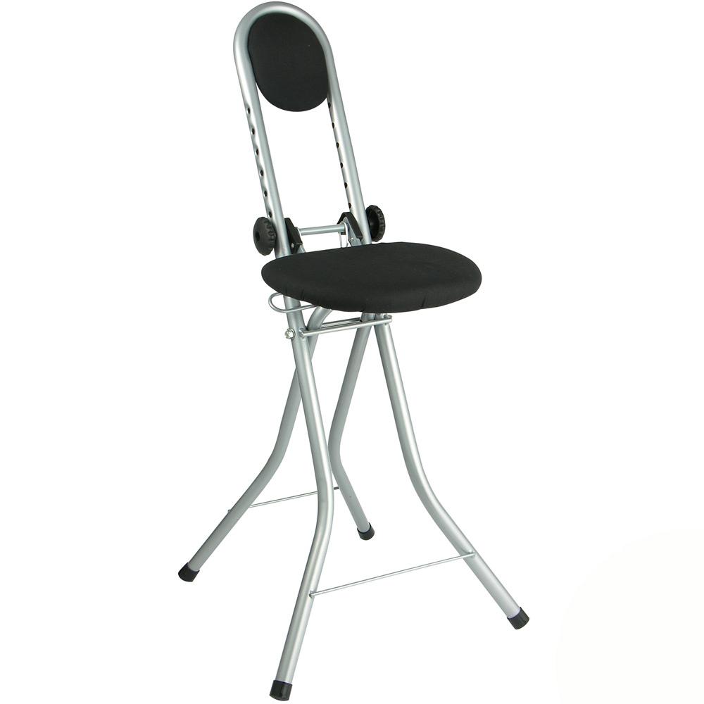 Stehsitz stuhl stehhilfe b gelhilfe b gelstuhl stehstuhl for Stehhocker ikea