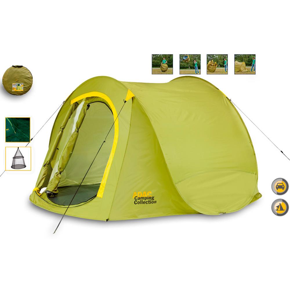 ADAC-Camping-Pop-up-Zelt-Outdoor-Campingzelt-Leichtzelt-Wurfzelt-2-3-Personen