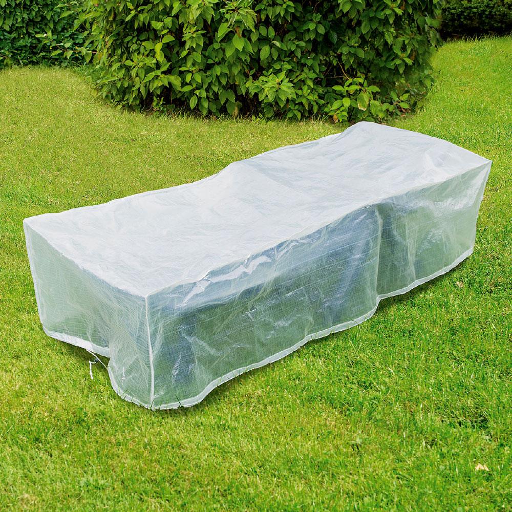 Gartenmobel Von Norma : Schutzhülle Abdeckung Gartenliege Sonnenliege Liegestuhl Gartenmöbel