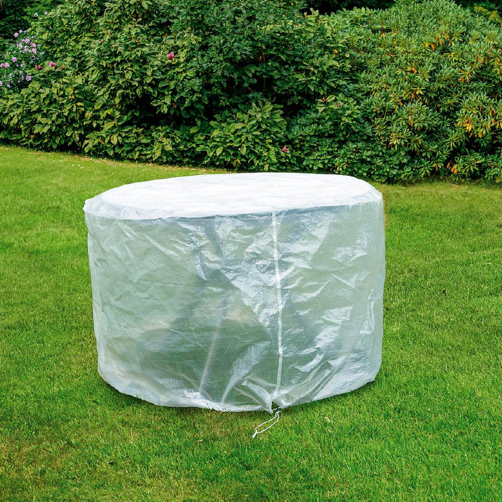 Schutzhülle für Gartenmöbel: Sitzgruppe Lounge Gartenbank ...