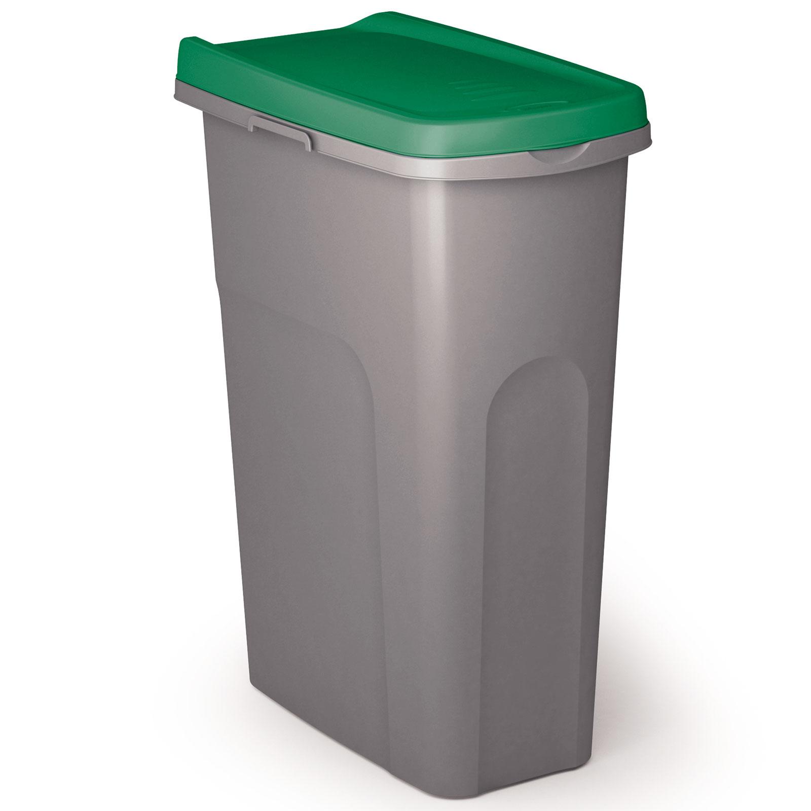 Mülleimer 15-40 L Mülltonne Abfalleimer Deckel Papierkorb Abfallkorb Recycling