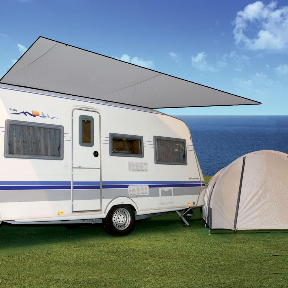 Wohnwagen Markise Vorzelt Vordach Camping 350 Sonnendach