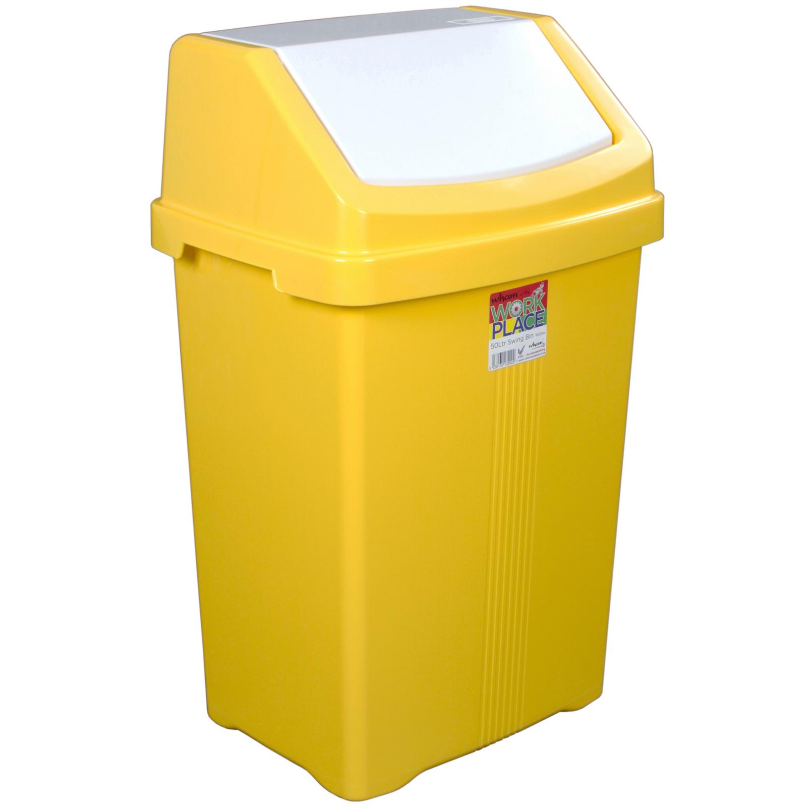 Muelleimer-Papierkorb-Abfalleimer-Abfallbehaelter-Muelltonne-Waeschetonne-Eimer