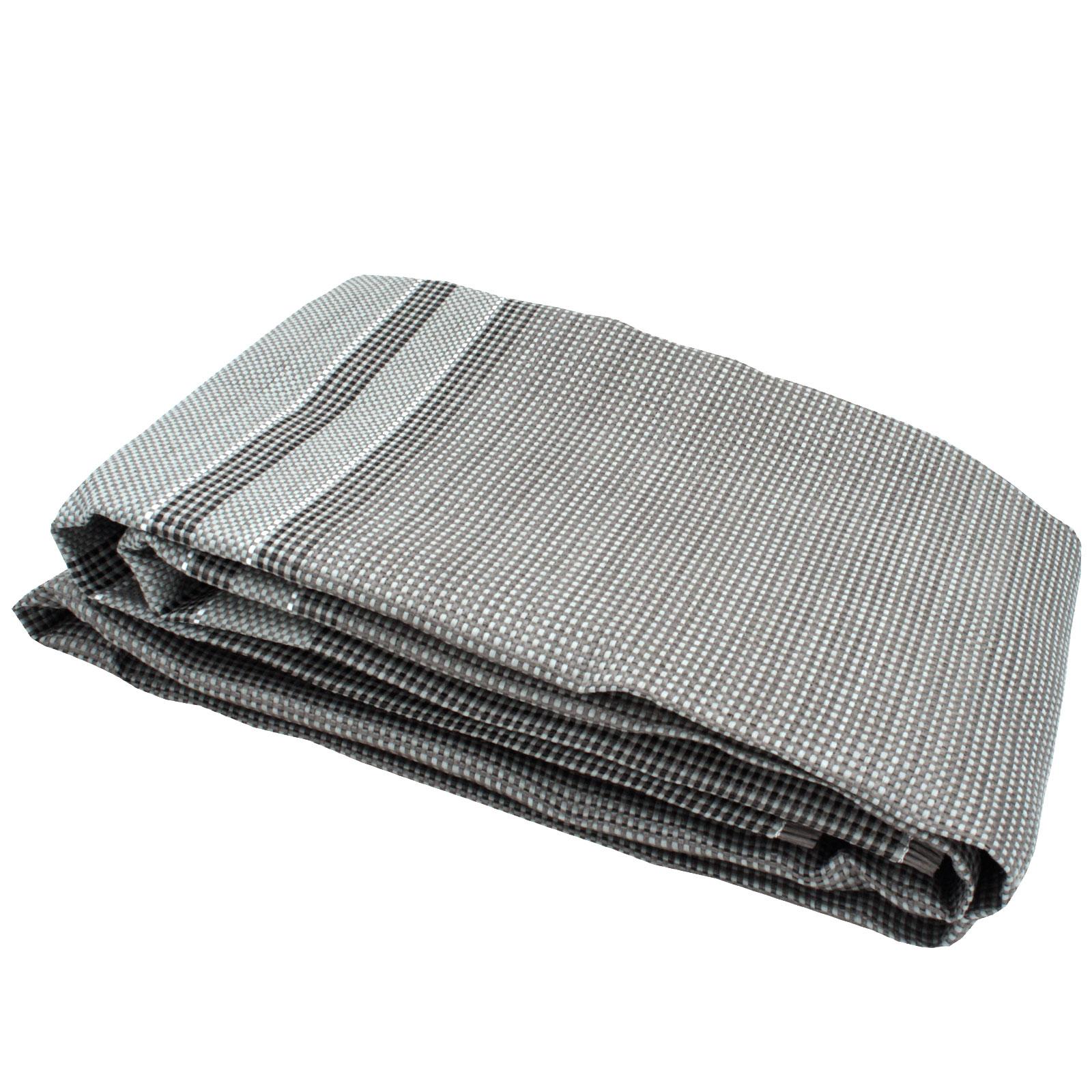 Vorzeltteppich-Zeltteppich-250x400-6-Clips-Heringe-Campingteppich-Vorzeltboden Indexbild 6