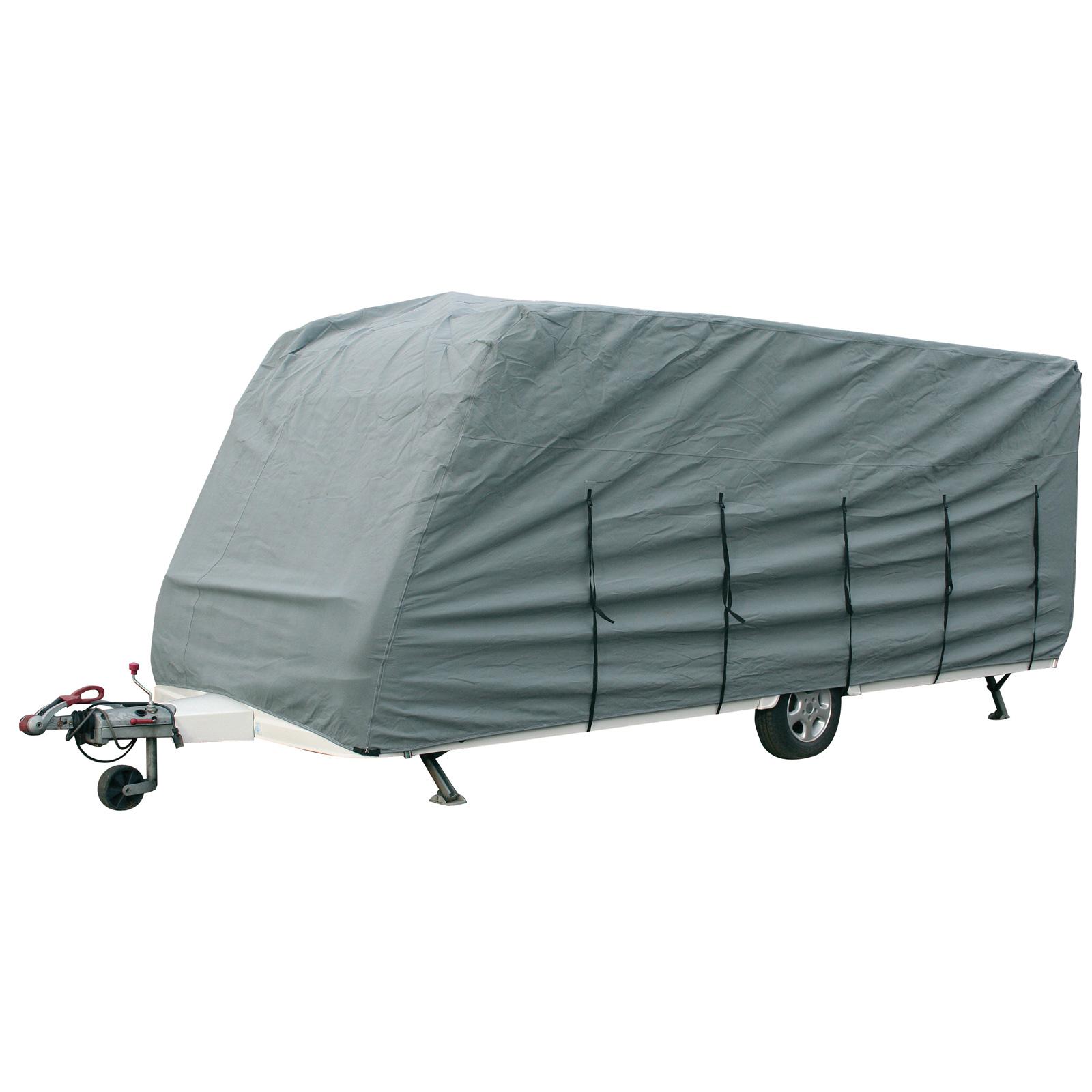 falt wohnwagen abdeckung 7 0 7 5m schutzh lle cover. Black Bedroom Furniture Sets. Home Design Ideas