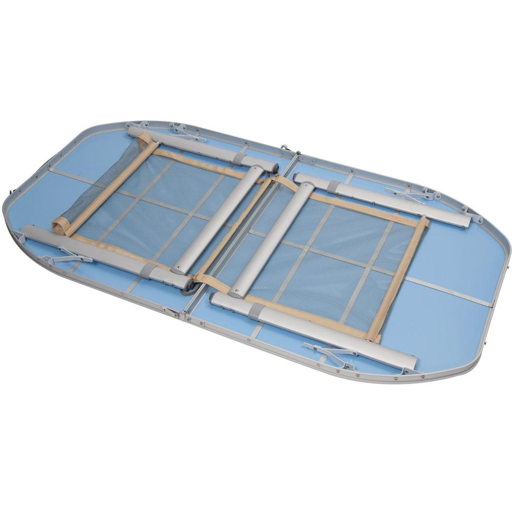 150x80 alu camping tisch klapptisch koffertisch klappbar wasser hitzebest ndig 4059301058988. Black Bedroom Furniture Sets. Home Design Ideas