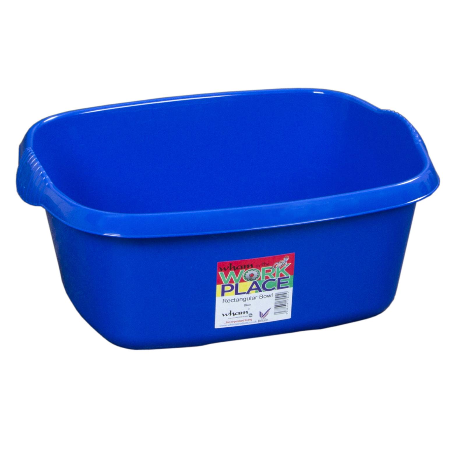 Spuelschuessel-Waschschuessel-Plastikschuessel-Kunststoff-Schuessel-Camping-Spuele-12L
