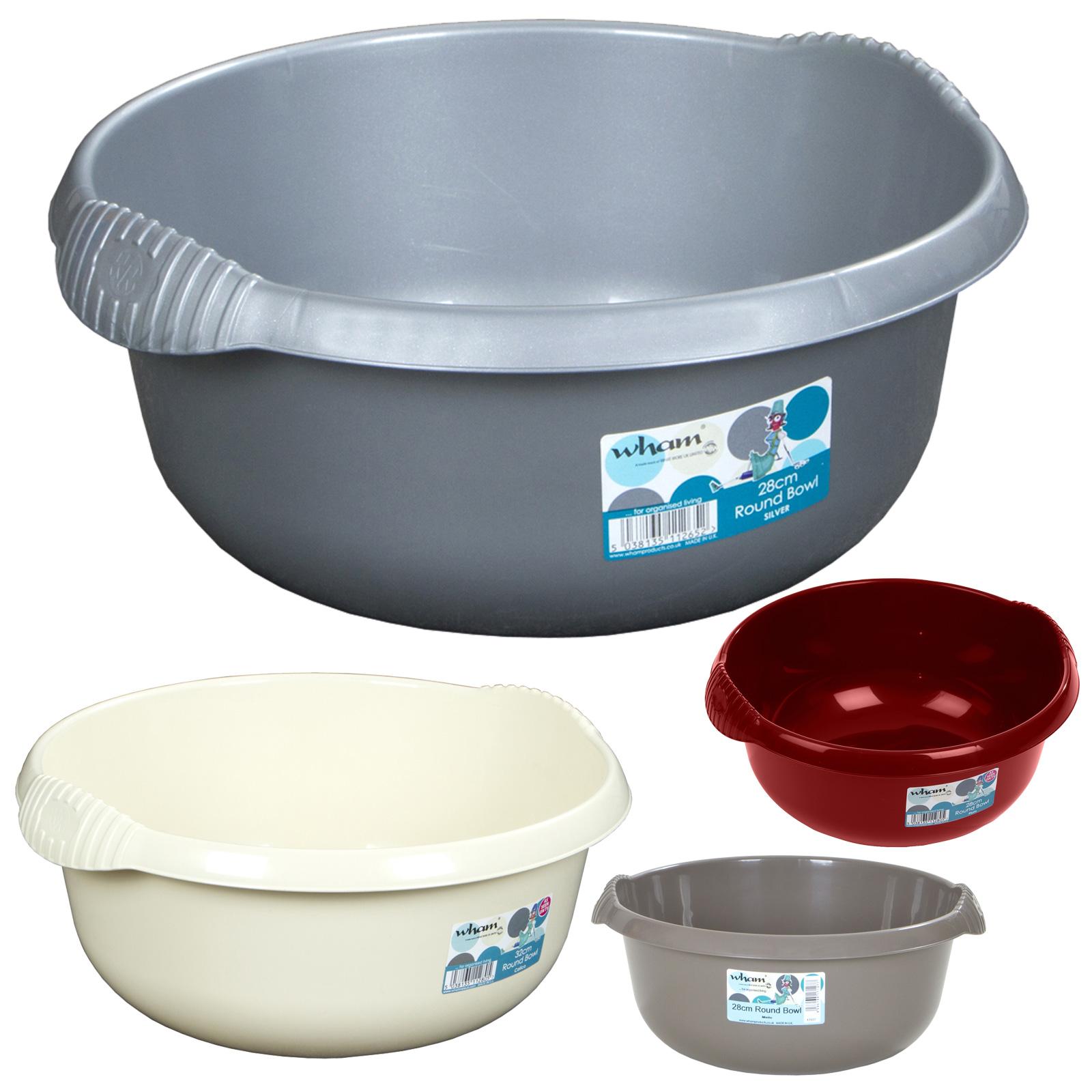 Spuelschuessel-Waschschuessel-Plastikschuessel-Kunststoff-Schuessel-Camping-Spuele